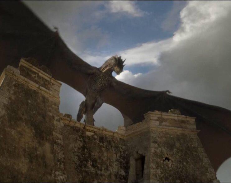 Mesa Roldán, uno de los escenarios de Juego de Tronos en Almería.   HBO