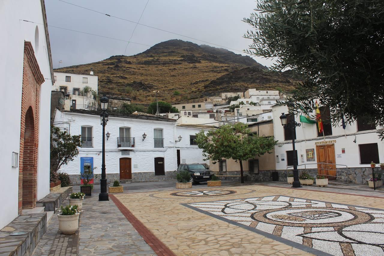 Qué ver en Senés, el centro geográfico de Almería